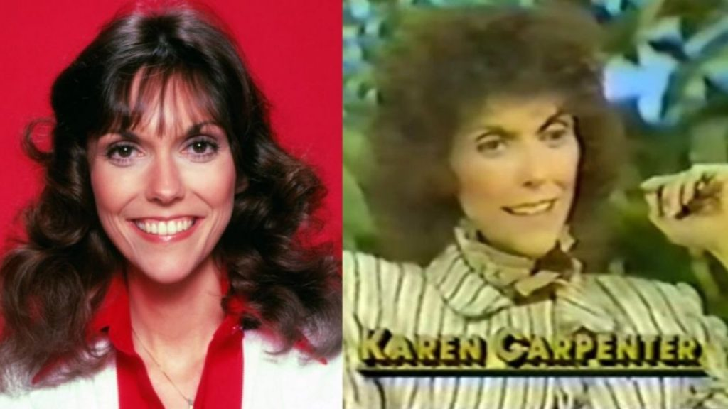 Karen Carpenter - Died from Complications of Anorexia